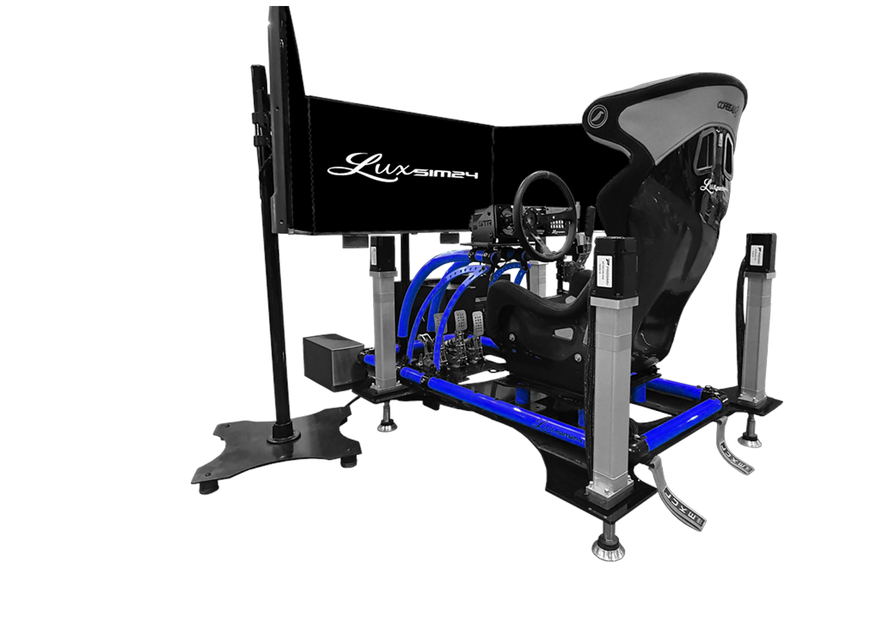 Luxsim24 Professional Racing Simulator
